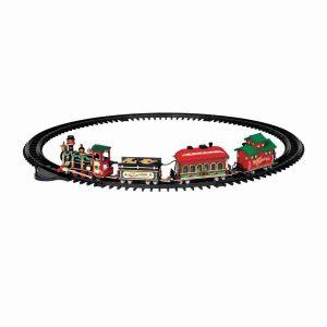 yuletide express-treno-vagoni-binari-lemax-24472