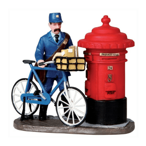 the postman postino-02573-lemax