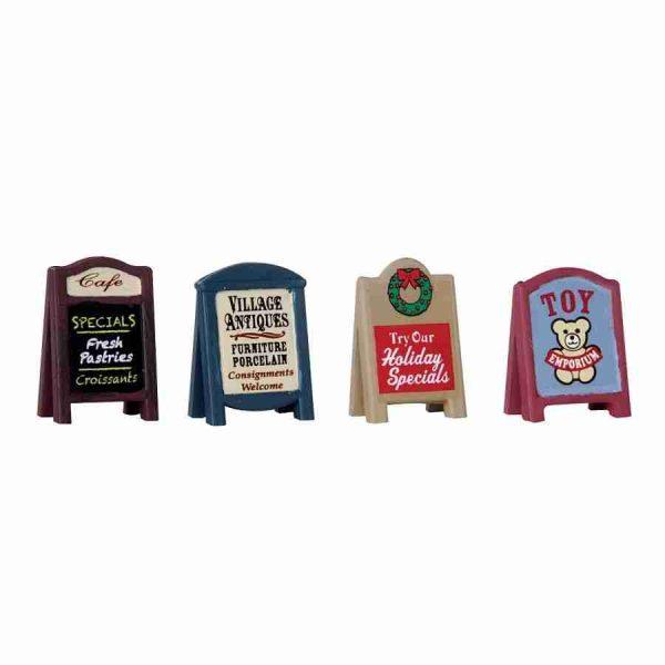 village signs-cartelli-64071-lemax
