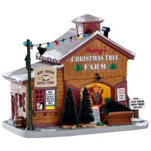 Henry's Christmas Tree Farm collezione harvest crossing