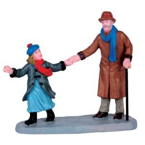 let go grandpa 62454 lemax villaggio