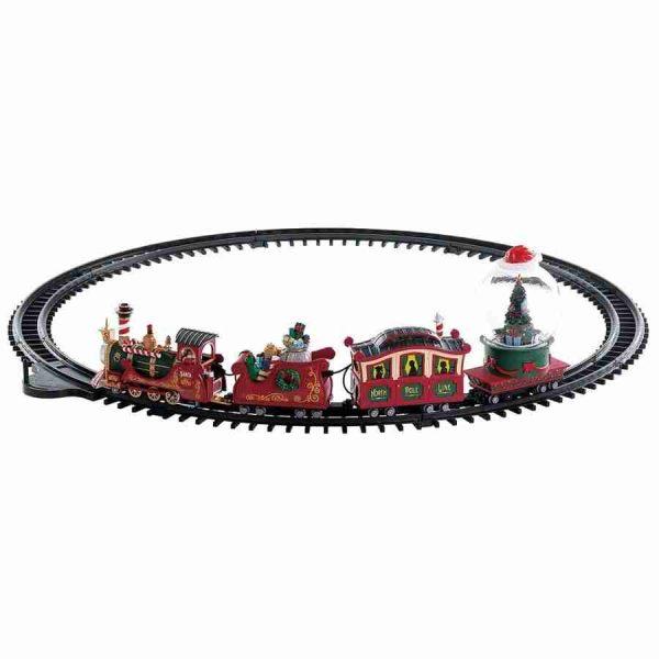 north pole railway-treno-74223-lemax