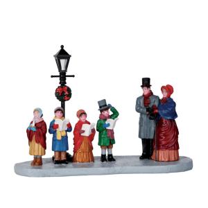 street lamp-serenade-63272-lemax