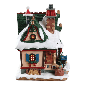 the claus cottage 75292 lemax
