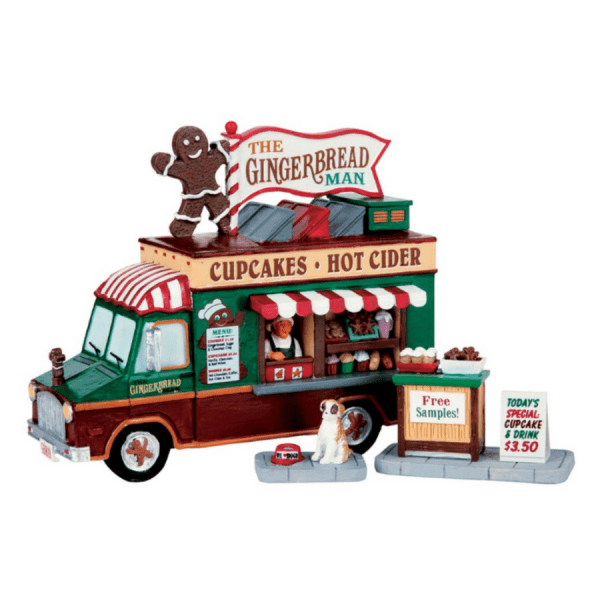 the gingerbread man 63278-lemax