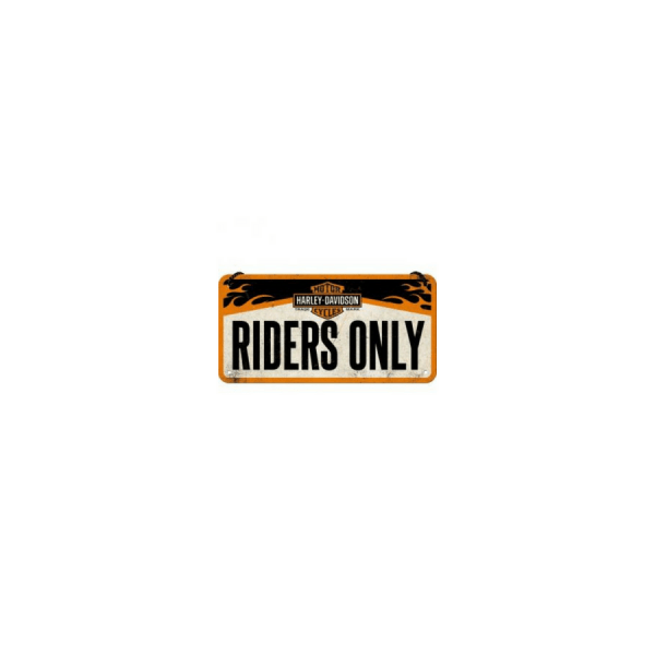harley riders only