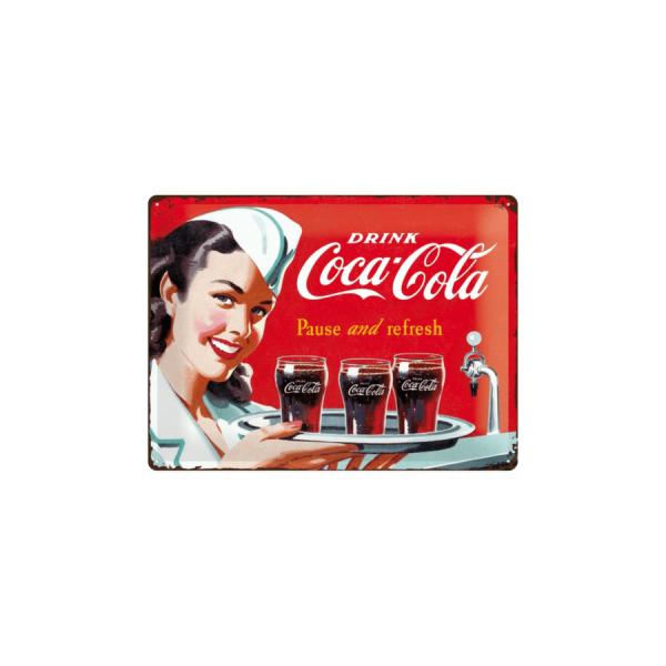 refresh coca cola