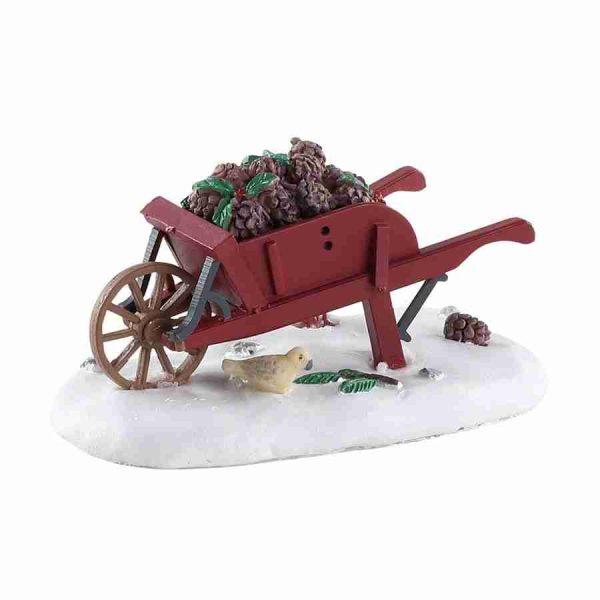 wheelbarrow 84365 villaggio lemax