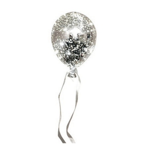 balloon glass s mercury palloncino luminoso