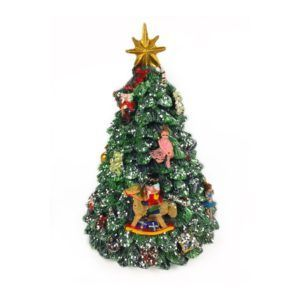 carillon xl abete albero natale 57029