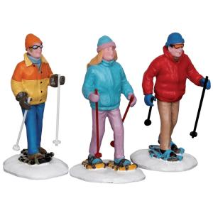 snowshoe walkers lemax 22033