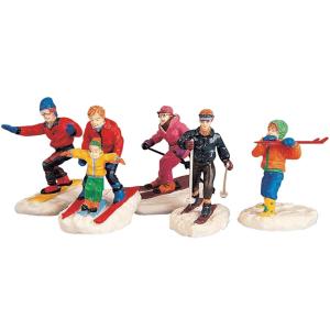 winter fun figurines 92357 lemax