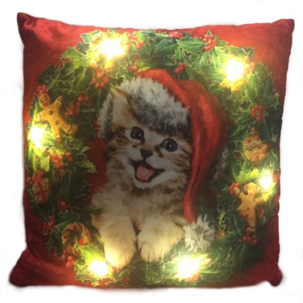 cushion led natale 196009