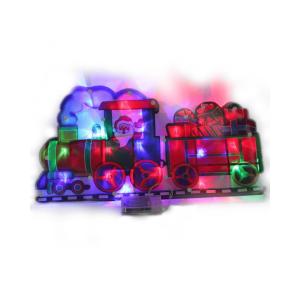 lighted train 199116 decorazioni