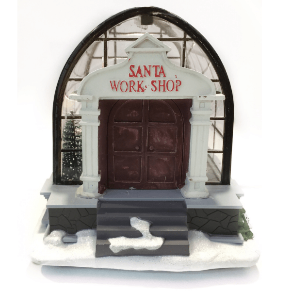 santa house 190441 carrillon natale