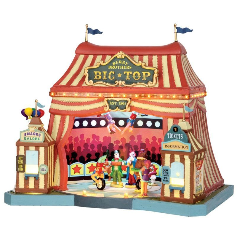 berry brothers big top lemax