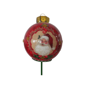 christmas ball stick 206562
