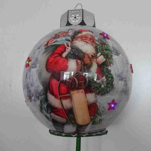 christmas ball stick 206579