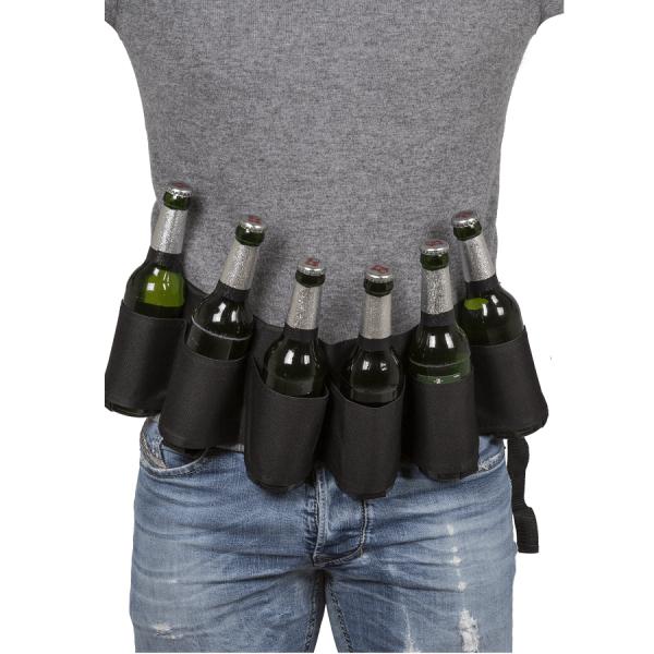 cintura da birra portabottiglie party