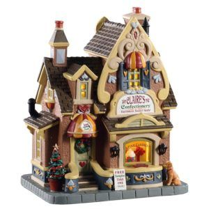 claires confectionery 05665 lemax
