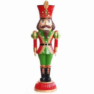 poly nutcracker 202434 decorazioni natalizie