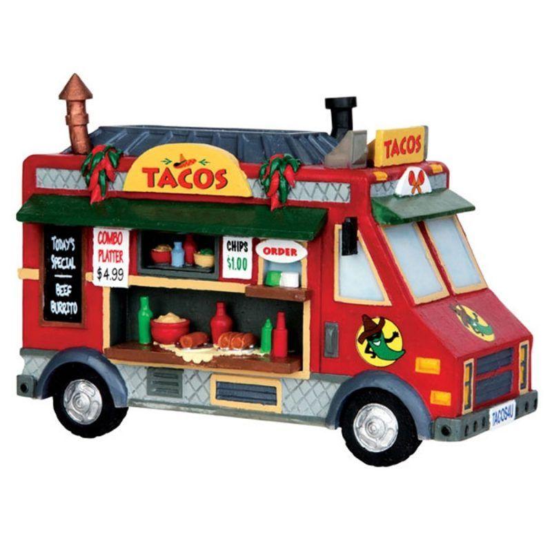 taco food truck 43086