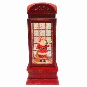 waterball telephone box 206005 snowball