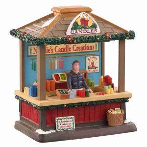 christmas candles 04759 lemax
