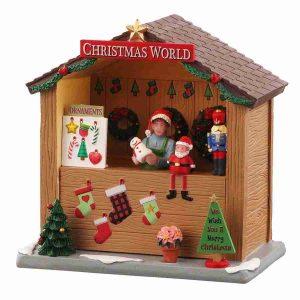 christmas world booth 04734 lemax