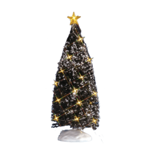 clear light evergreen tree