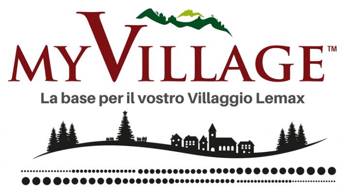 MyVillage Villaggio lemax passione
