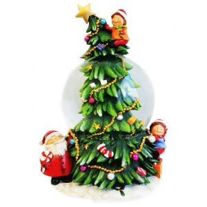 carillon albero snowball