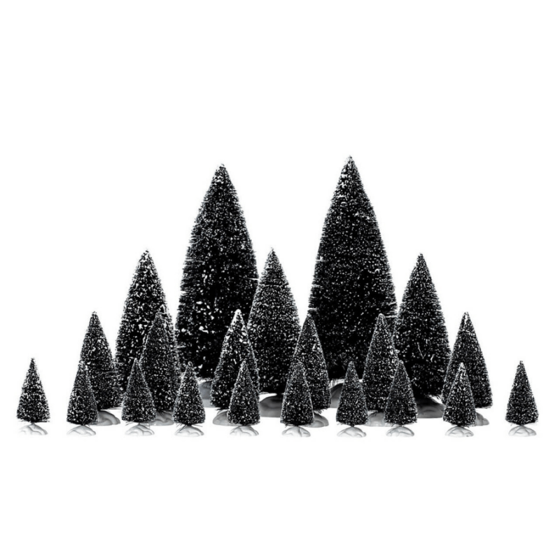 Assorted Pine Trees Box lemax 04768