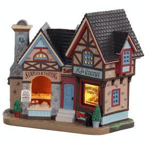 Mj 's Gourmet Bakery lemax 05694