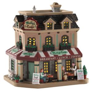 Molly's Corner Cafè lemax 05687