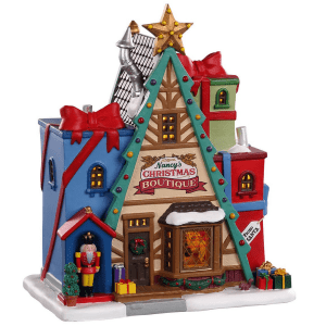Nancy Christmas Boutique lemax 05696