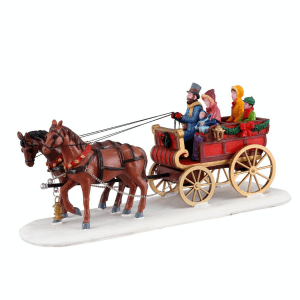 Carriage Cheer 13562 lemax