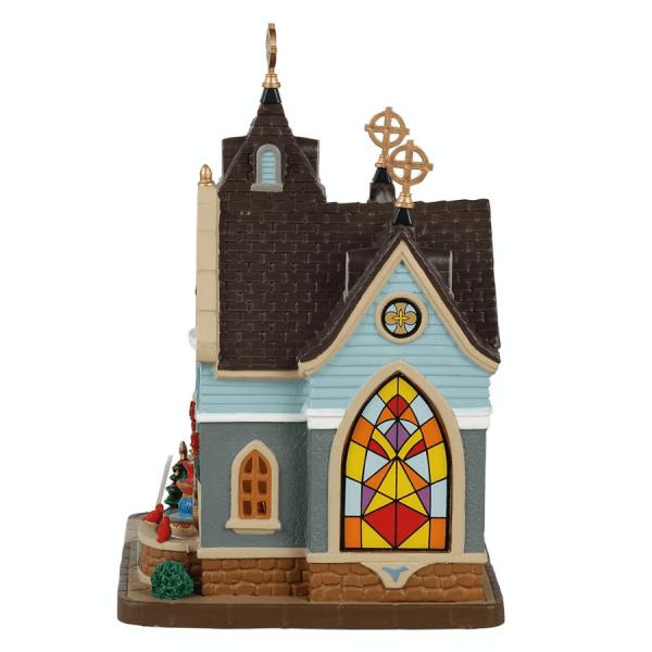 Chapel of Everlasting Life 15776 lemax