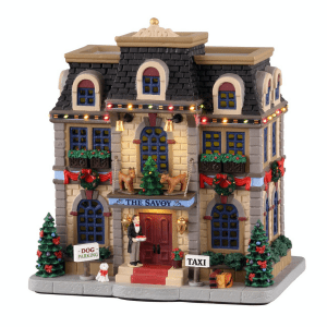 Christmas At The Savoy 15737 lemax