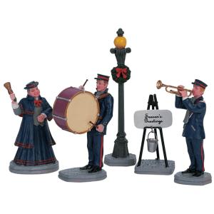 Christmas Band 62323 lemax