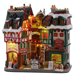 Christmas City 15739 lemax