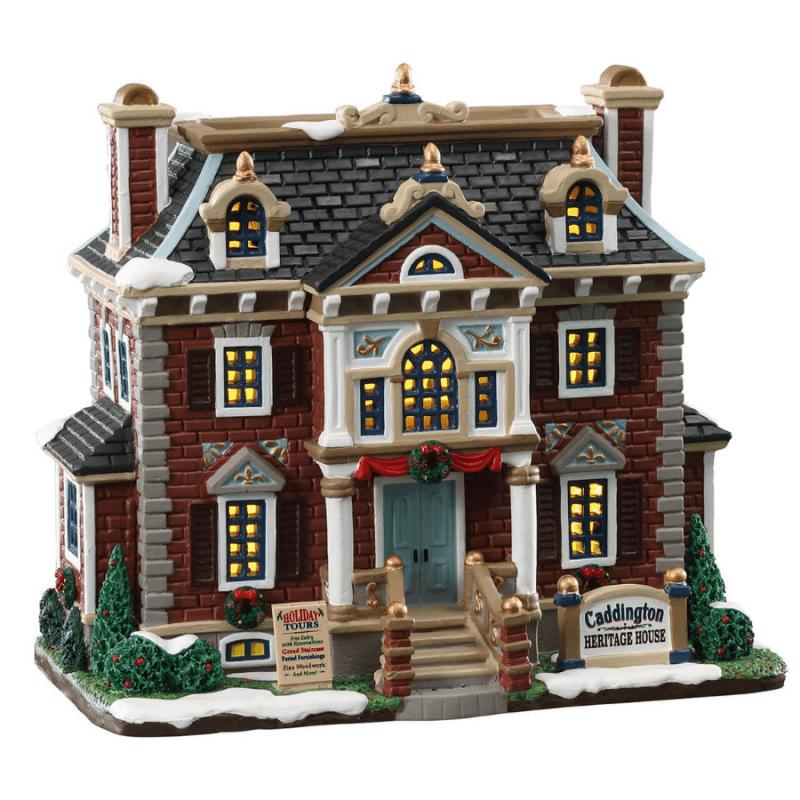 heritage house 15763 lemax