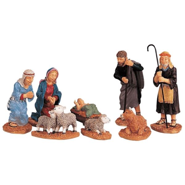 Nativity Figurines 92351 lemax