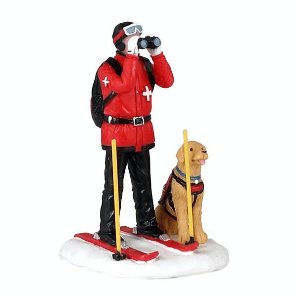 Ski Patrol 12028 lemax