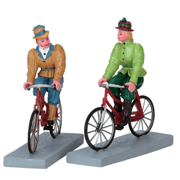 Bloomers And Bicycles 72514 lemax
