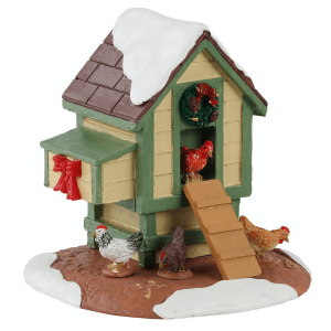Christmas Coop 13564 lemax