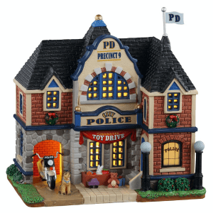 City Police Station 15777 lemax