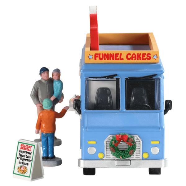 Funnelcakes Foodtruck 93420 Lemax