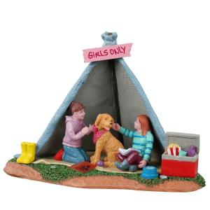 Girls Backyard Camping 13555 lemax