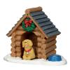 Log Cabin Dog House 54943 lemax